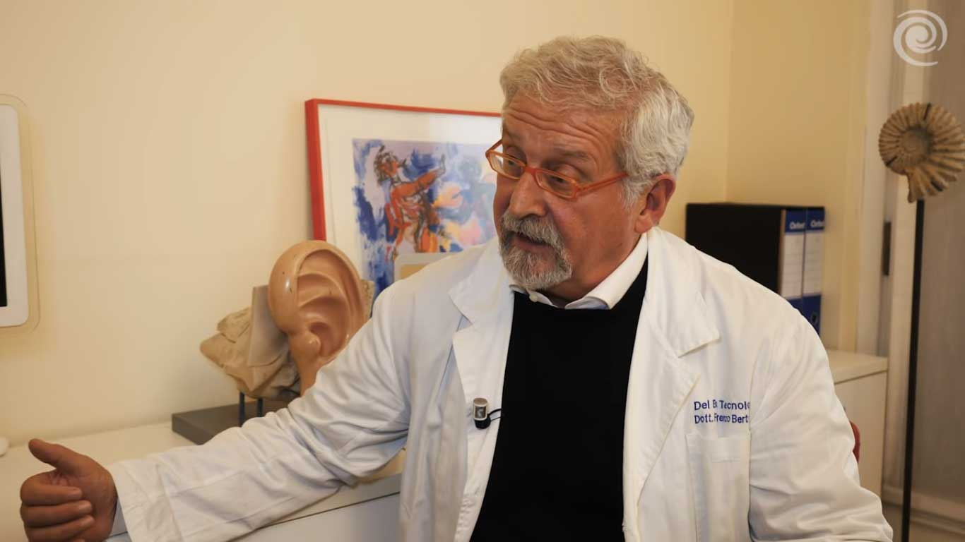 Dott. Fiorenzo bertoletti Otorinolaringoiatra