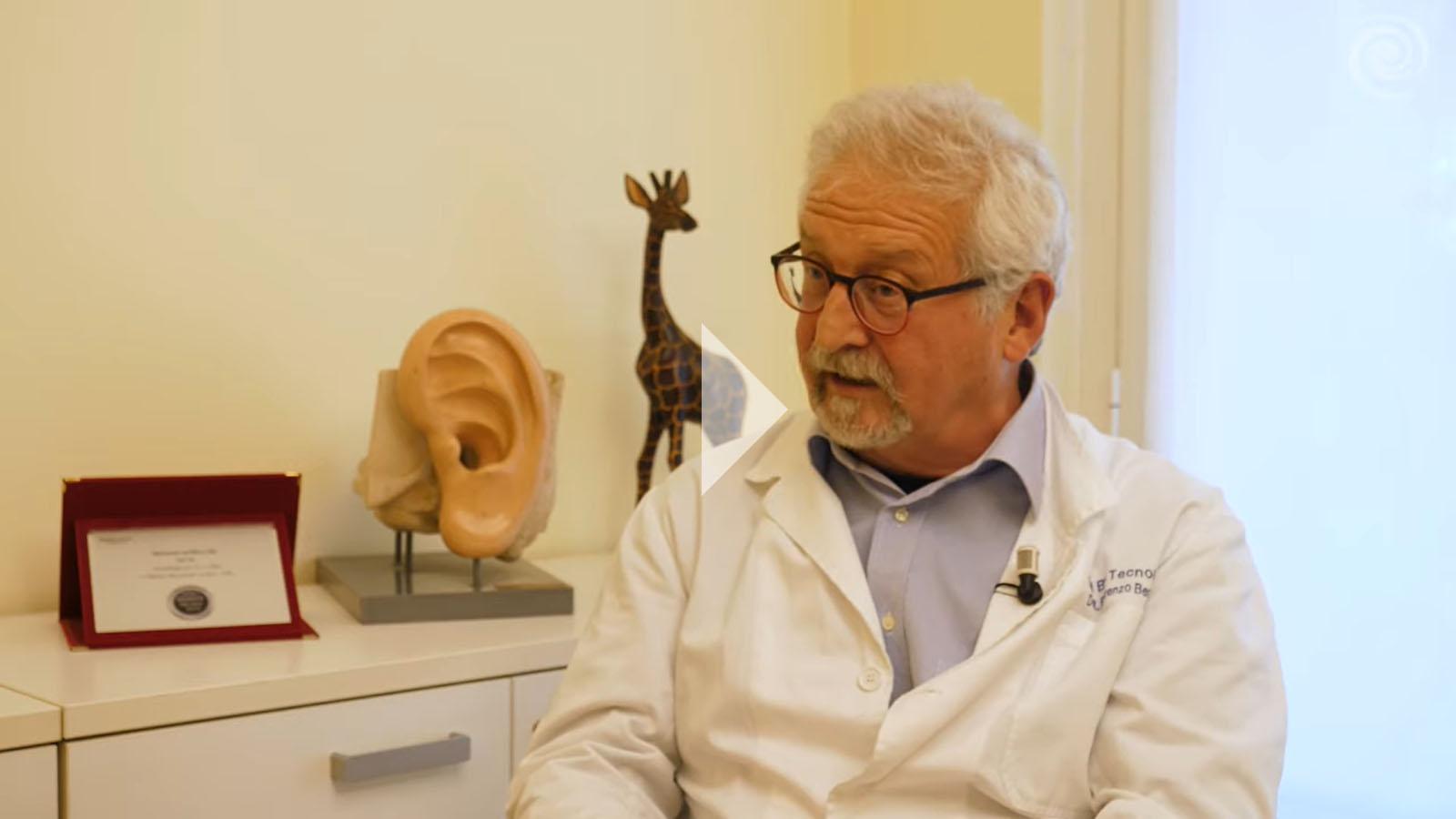 [VIDEO] La ricerca sull'acufene: a che punto siamo? Risponde il dott. Bertoletti