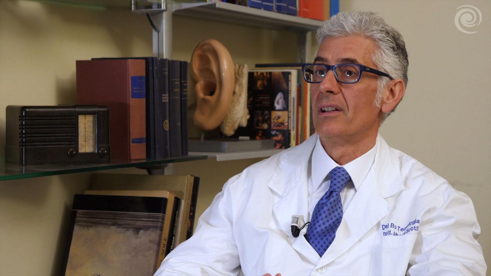 [VIDEO] L'esperto risponde: parliamo di acufene