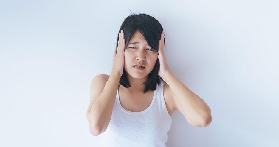 stress acufene cortisolo