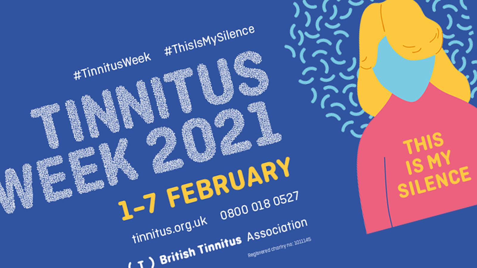 tinnitus week 1 7 febbreio 2021